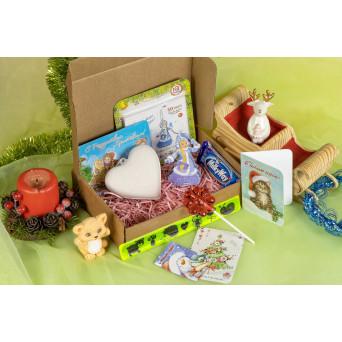 Девочкам (детский сад) - Happy New Box премиум