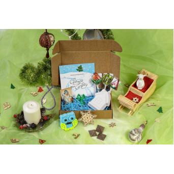 Мальчикам (детский сад) - Happy New Box премиум